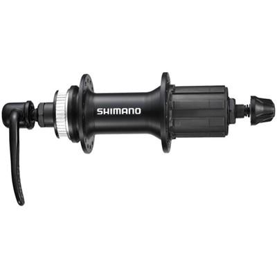 Cubo k7 Shimano Traseiro Altus FH-RM35 C/Lock 36 F 8/9/10V PTO