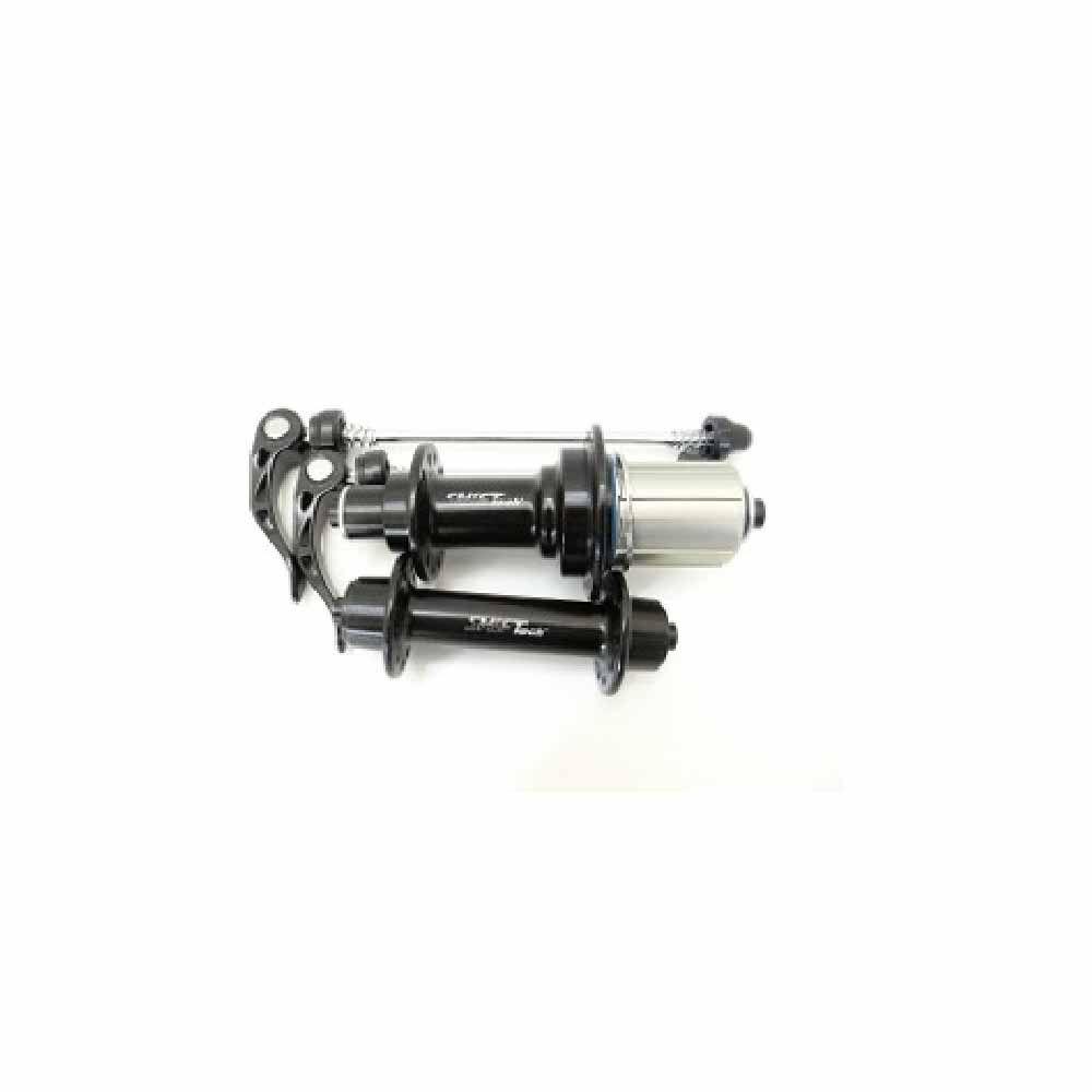 Cubo Par 4 Rolamento Shiftech Preto Speed 20-24 /11V