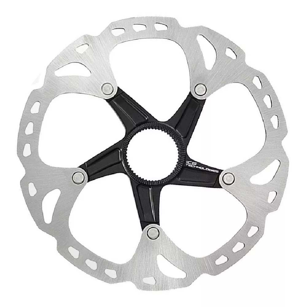 Disco Rotor De Freio Shimano Xt SMRT81S 180MM Center Lock