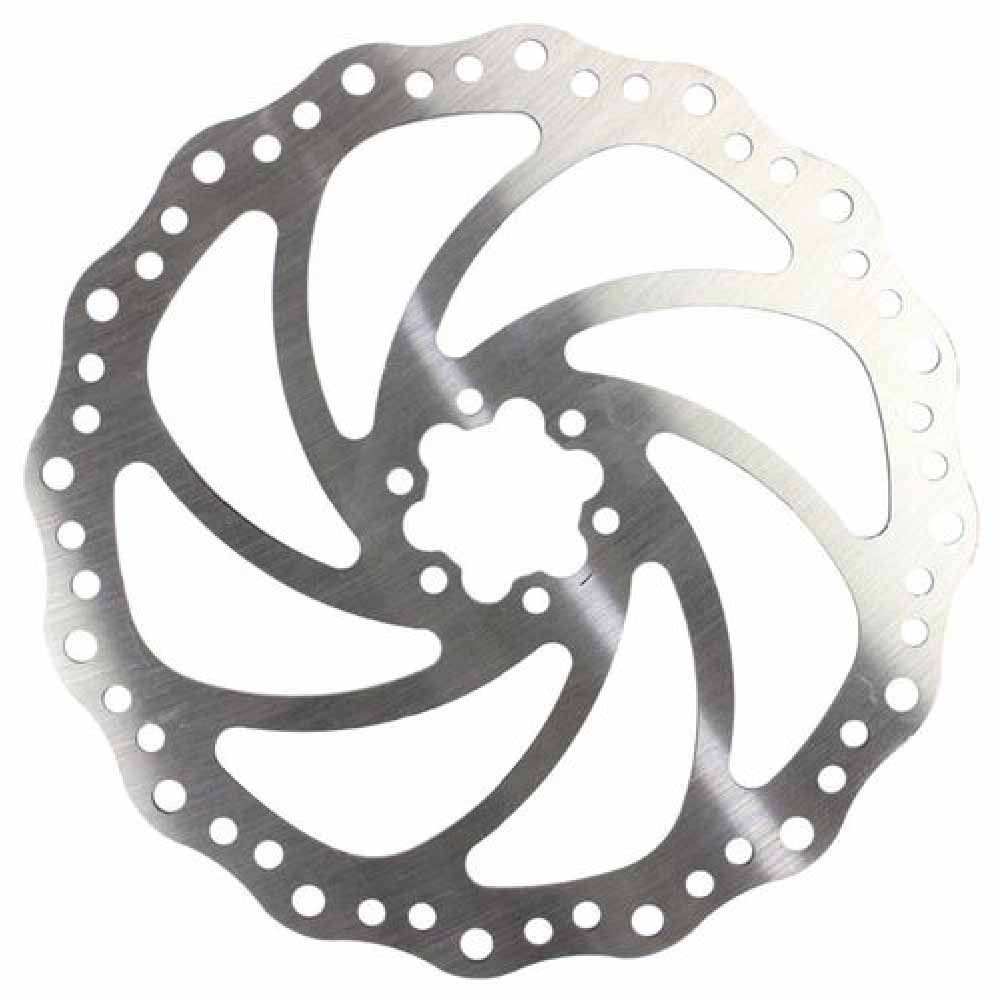 Disco Rotor High One (180MM) C/Parafuso Crom