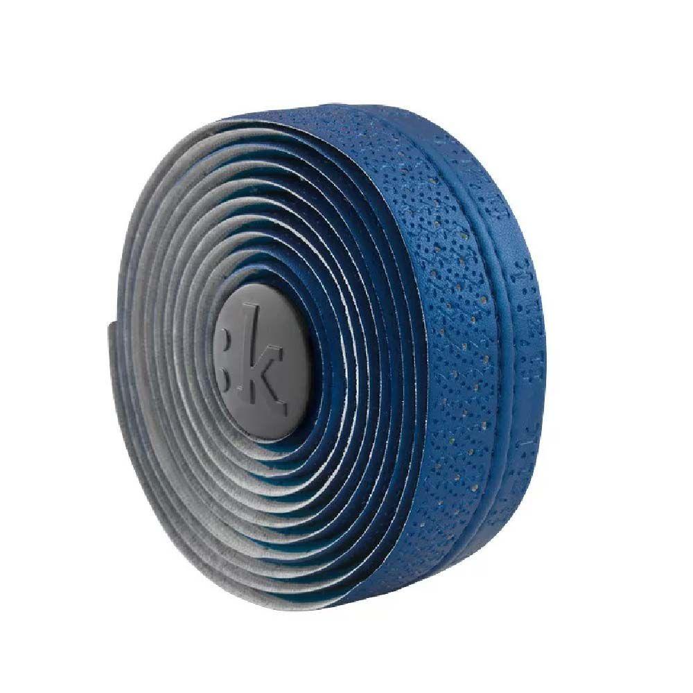 Fita De Guidão Fizik Azul Metalico