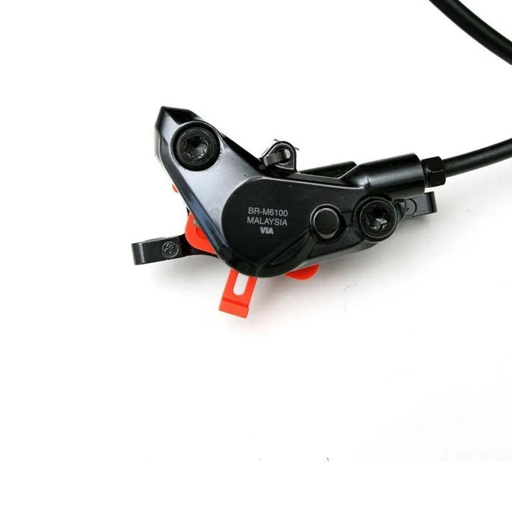 FREIO DISCO HIDR PAR  DEORE BL-M6100/BR-M6100 C/PAST RESINA