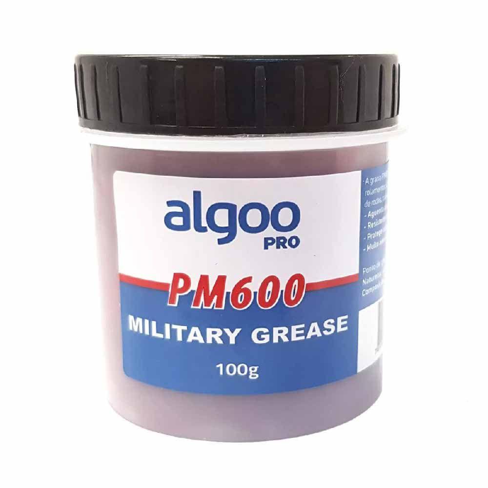 Graxa Militar Algoo Pro 100G