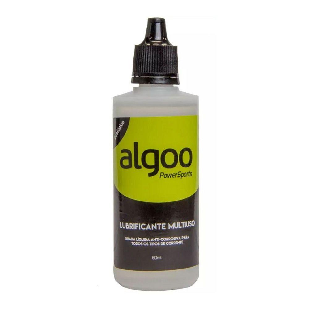 Lubrificante Oleo Algoo 60ML Basic Graxa Liquida