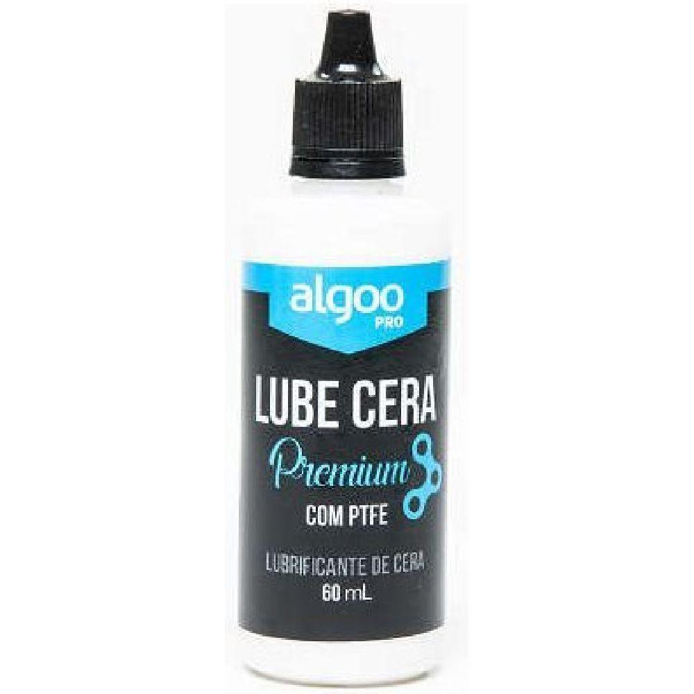 Lubrificante Oleo Algoo 60ML Cera Premium Com Ptfe