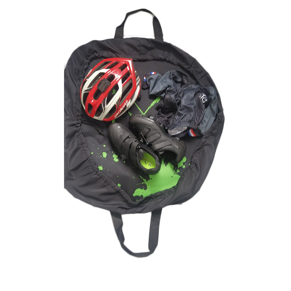 Mud Bag Nomad Preto porta objetos bike
