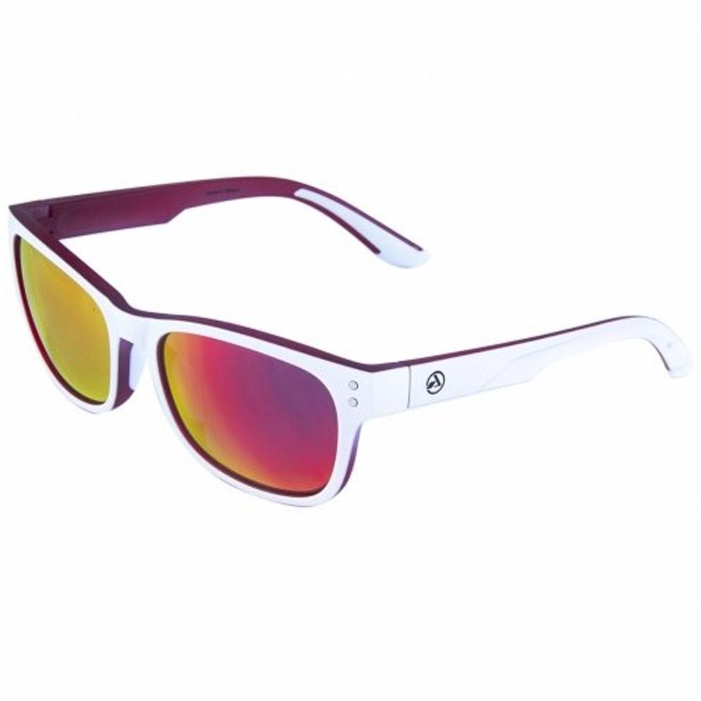 Oculos Absolute After Bco/Vmr Lente vermelha