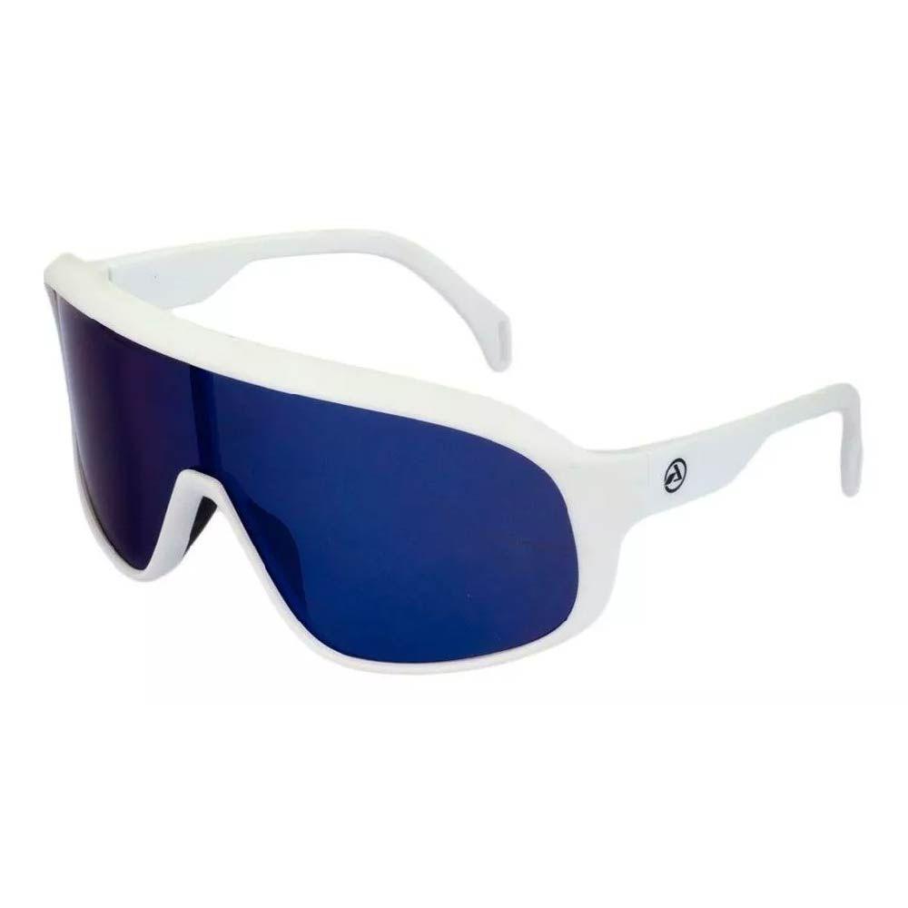 Oculos Absolute Nero Branco Lente Azul