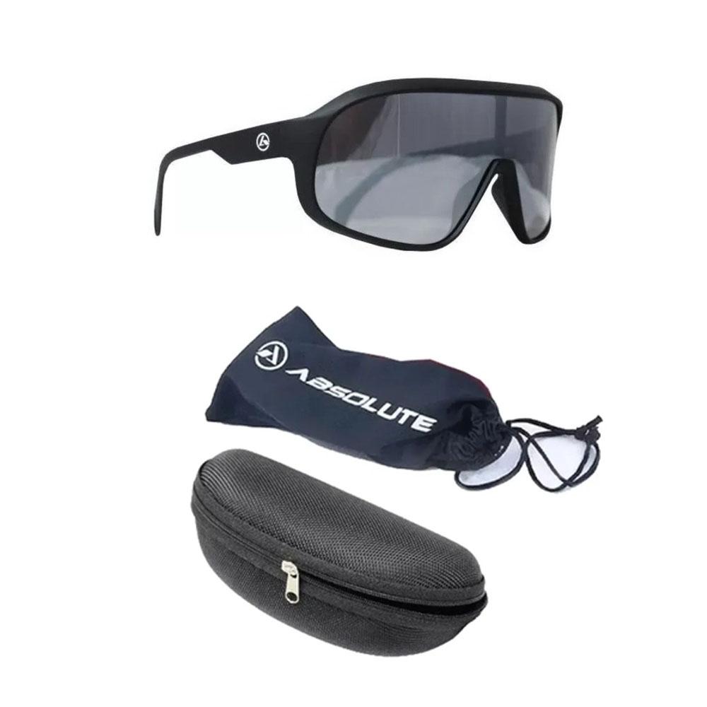Oculos Absolute Nero Preto Fosco Lente Preta