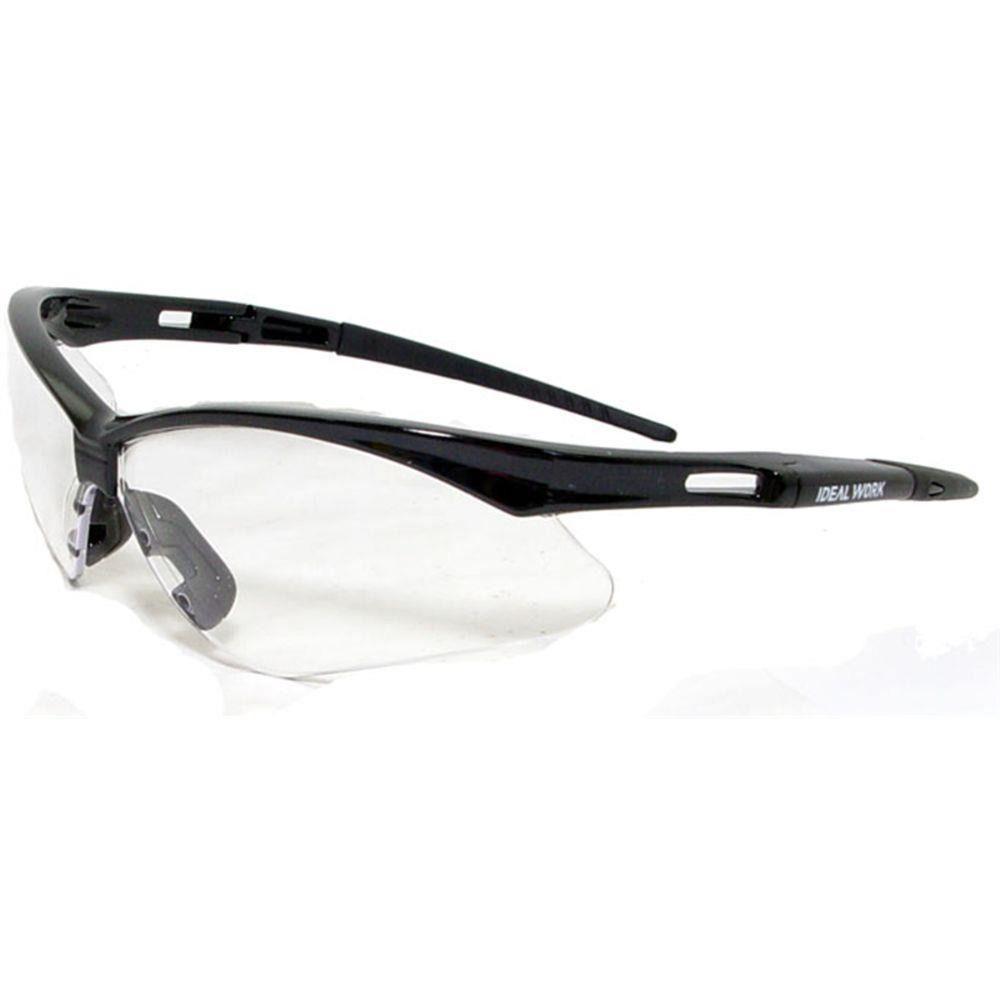Oculos Genesi Esportivo Mod Gts Lente Transparente