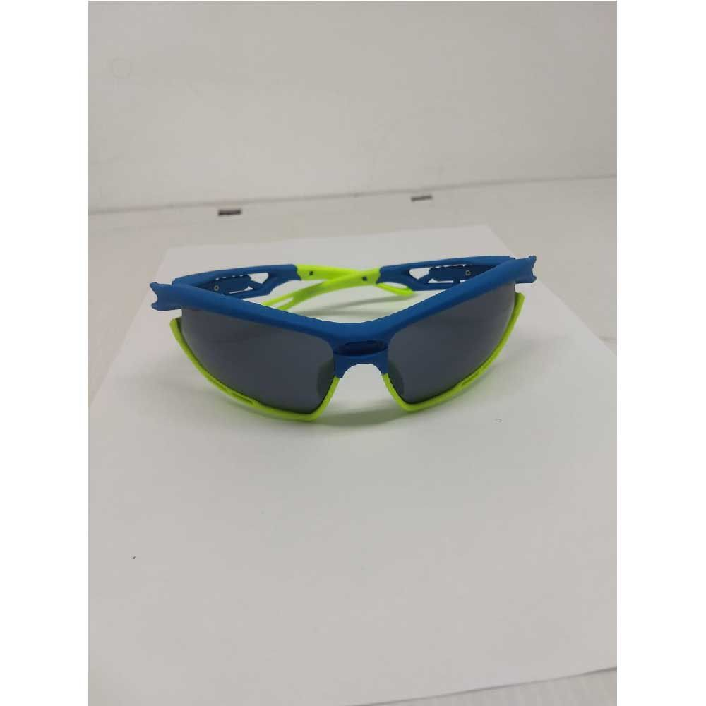 Oculos Genesi Esportivo Mod Street Azul/Verde