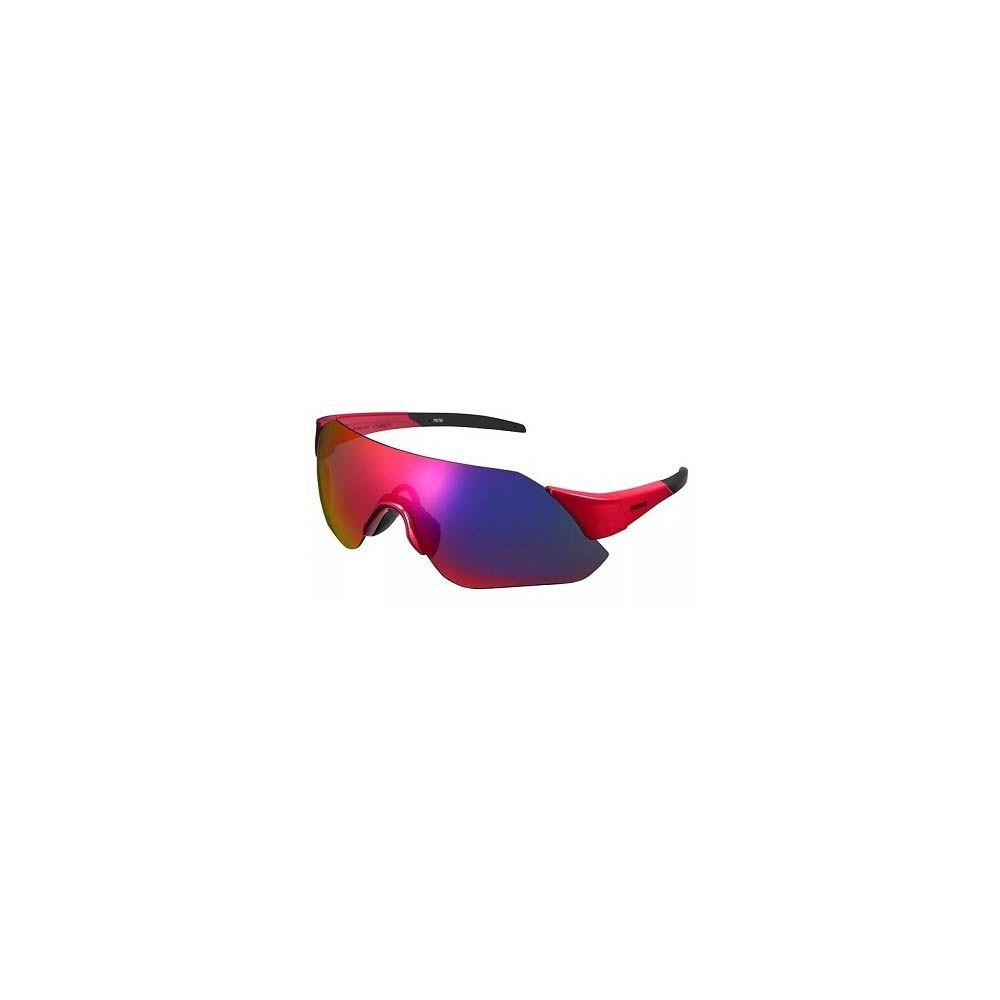 Óculos Shimano Aerolite Vermelho