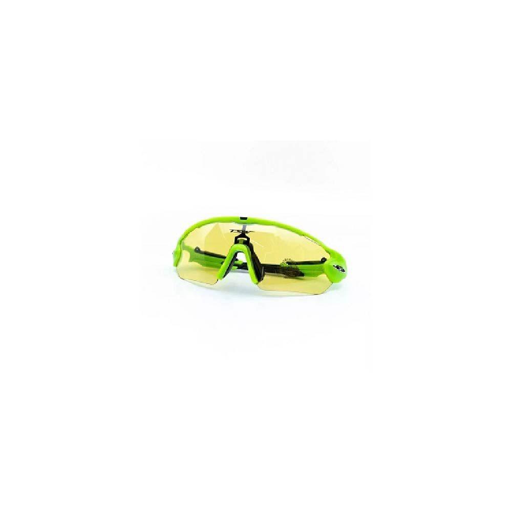 Óculos Tsw Venom 3 Lentes Verde Com Preto