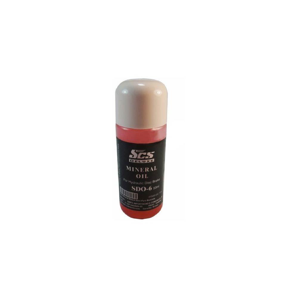 Oleo Mineral Scs Deluxe P/ Sangria 50ML