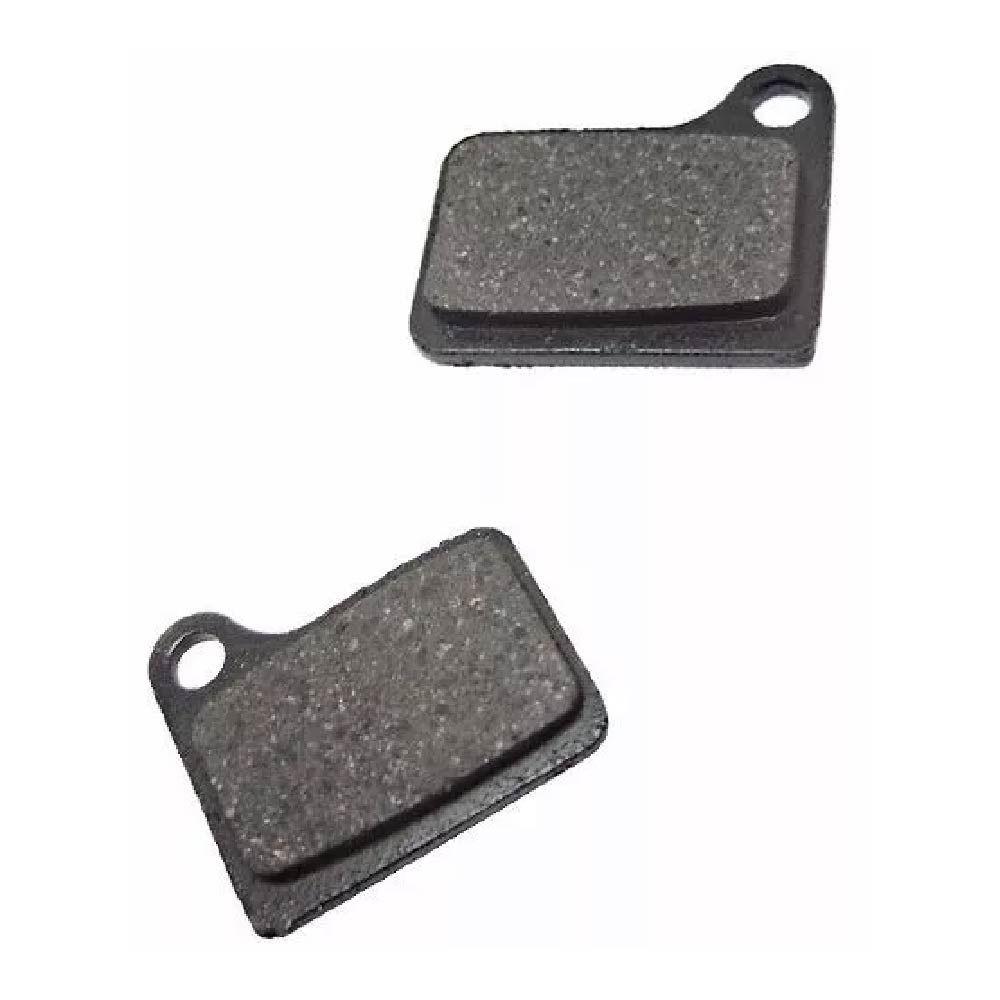 Pastilha Baradine Semi-Metal Pad