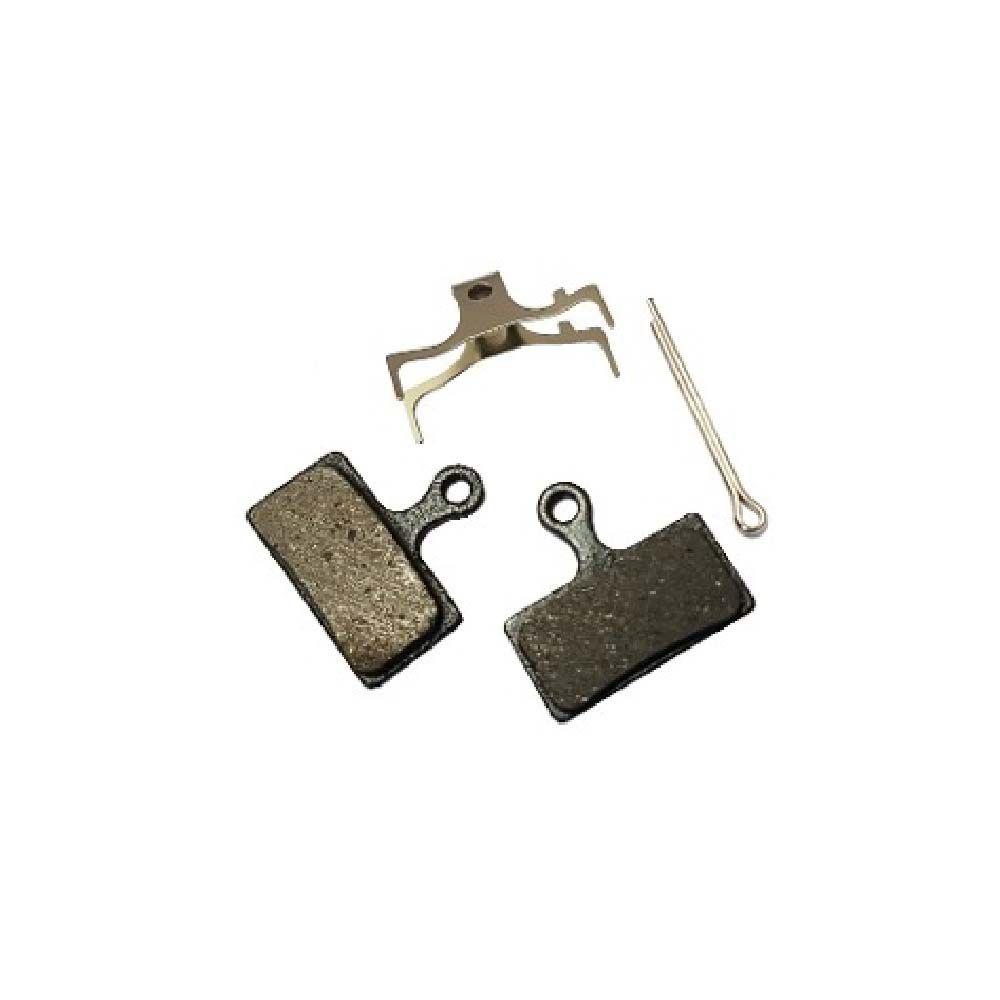 Pastilha Freio Disco High One Semi Metal Serve Deore M8000