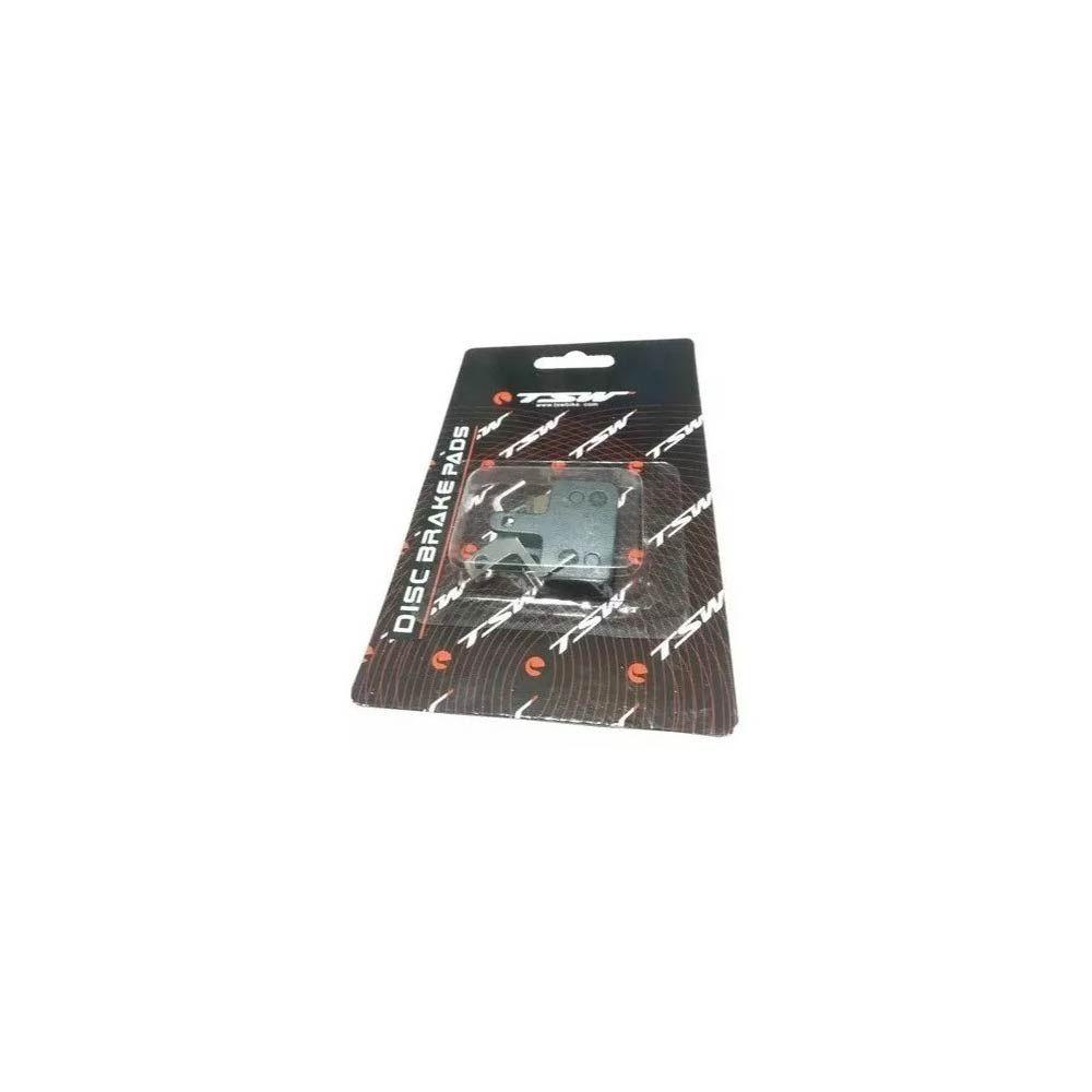 Pastilha Freio Disco Tsw Semi Metal RM52 Serve M315 MT200