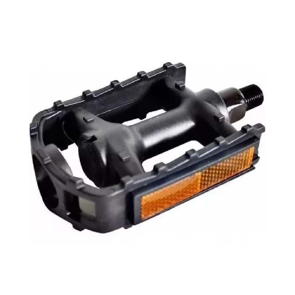 Pedal 1/2 Mtb Ny Mount Barra Com Refletor Basico