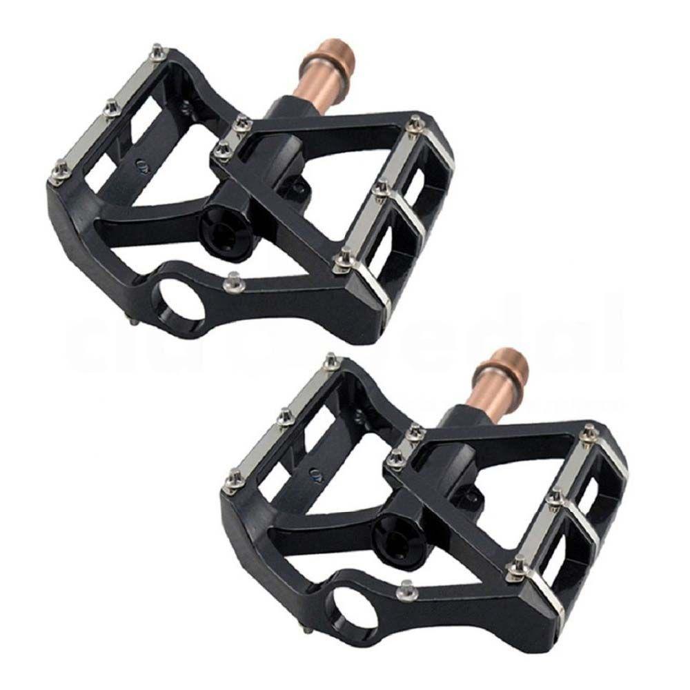 Pedal Free Style Mtb Dx-B350 Preto 9/16 Rolamento Aluminio