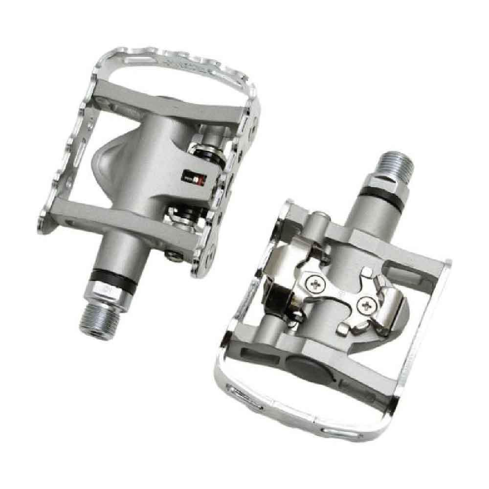 Pedal Shimano  Pd-m324 Mtb Clip E Plataforma C/tacos