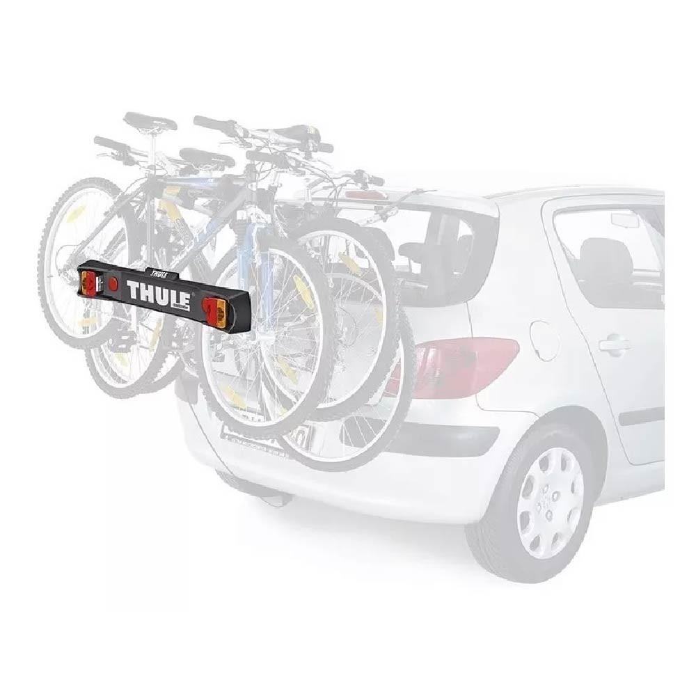 Placa De Luzes Regua Suporte De Bike Thule 976  P/ Transbike