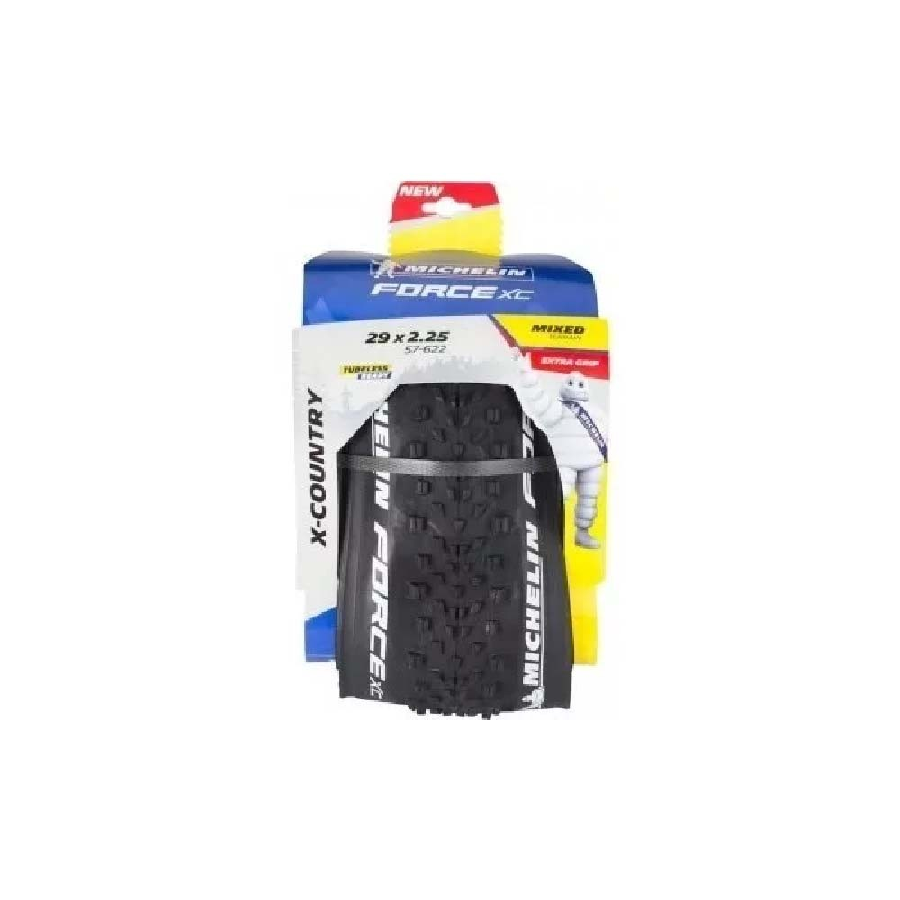Pneu 29 Michelin 2.10 Force Xc COMPETITION Tubeless Kevlar
