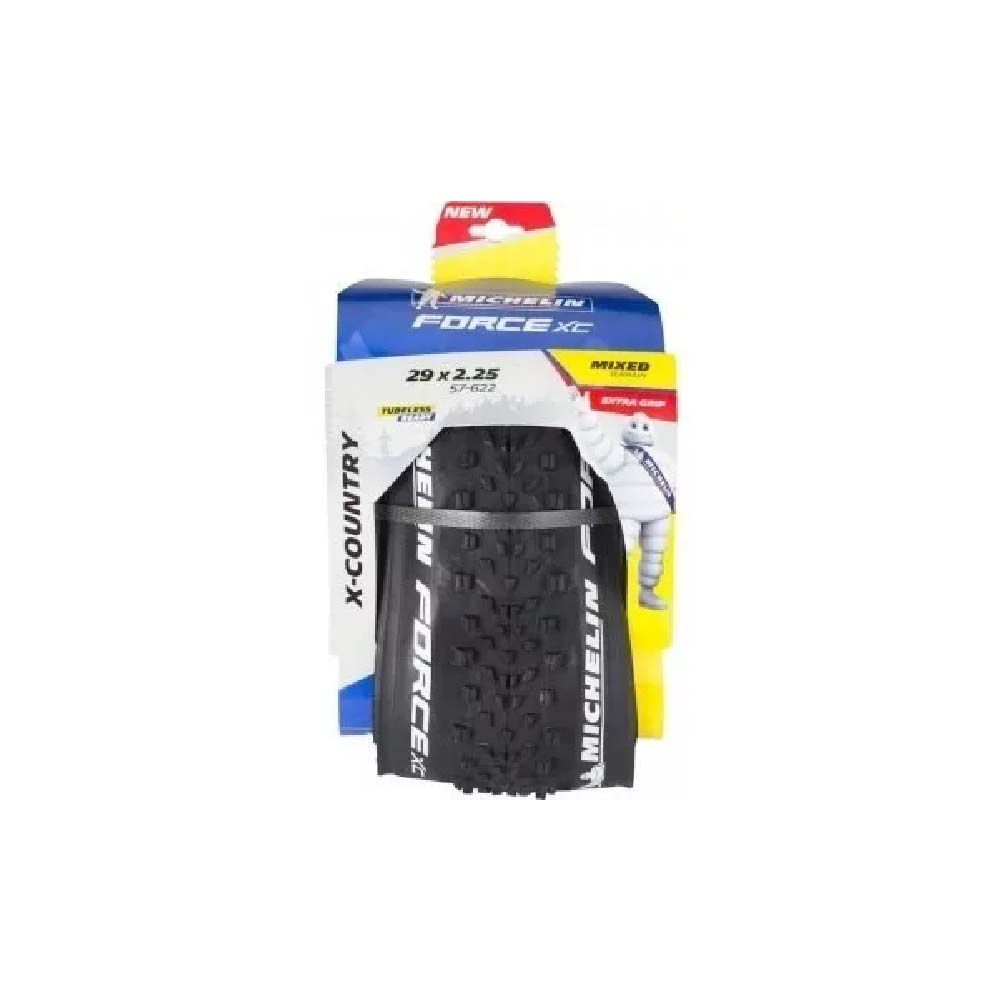 Pneu Aro 29 Michelin 2.25 Force Xc PerformaceTubeless Kevlar