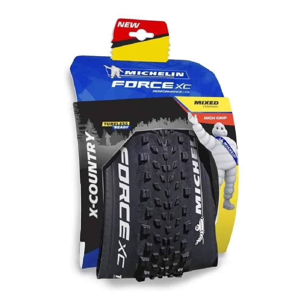 Pneu Aro 29 Michelin 2.25 Force Xc PerformaceTubeless Kevlar