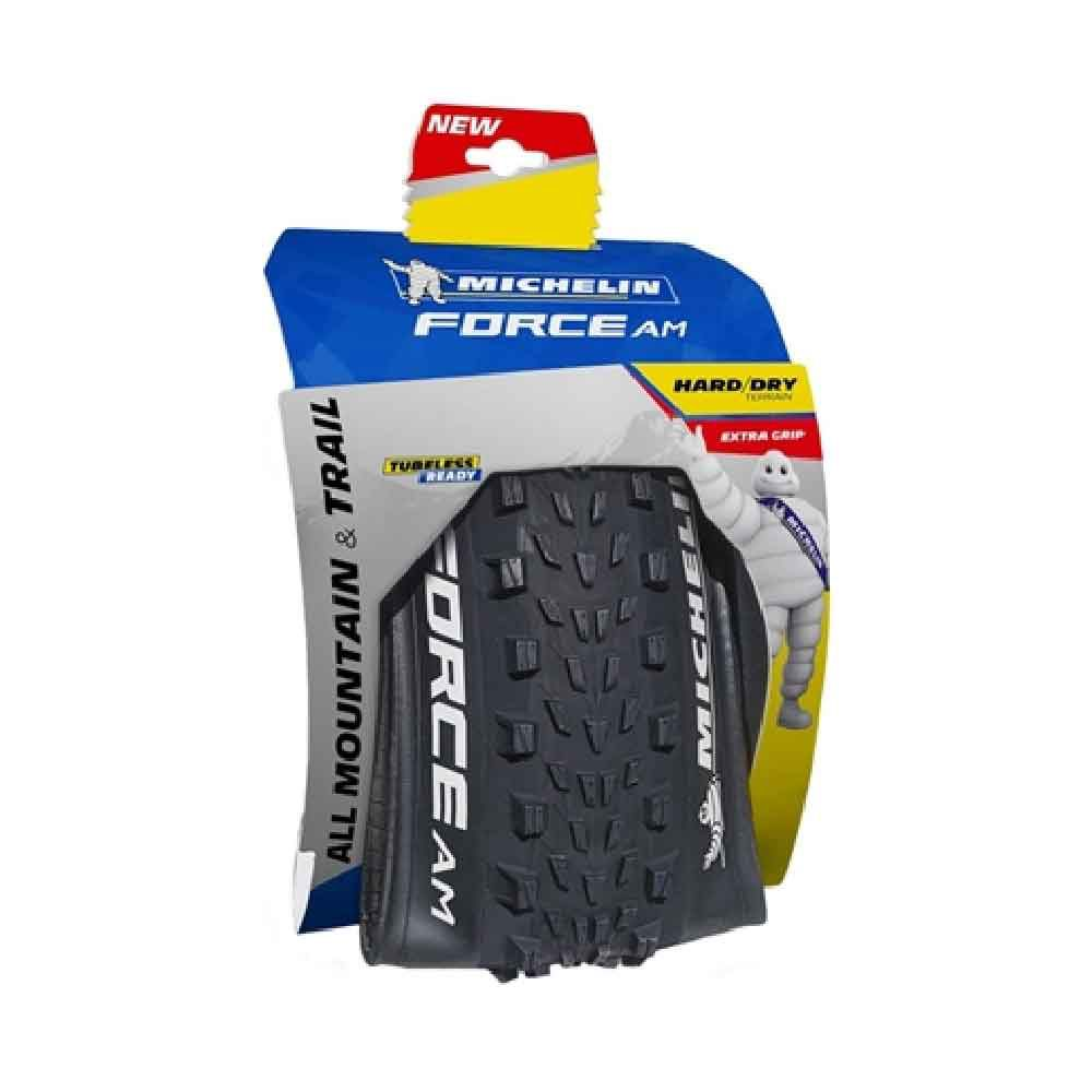 Pneu Aro 29 Michelin 2.35 Force Am Tubeless Kevlar