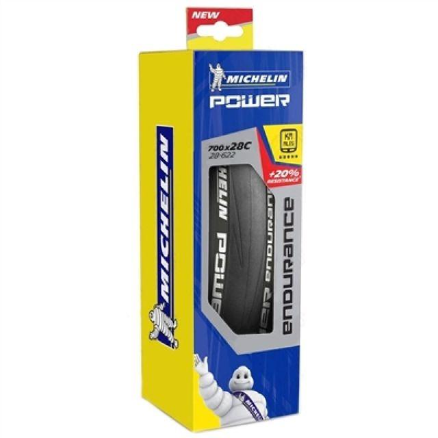Pneu Speed Michelin 700X28 Power Endurance 3x1  Kevlar