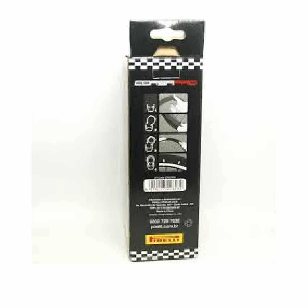 Pneu Speed Pirelli 700X23 120TPI corsa pro Kevlar