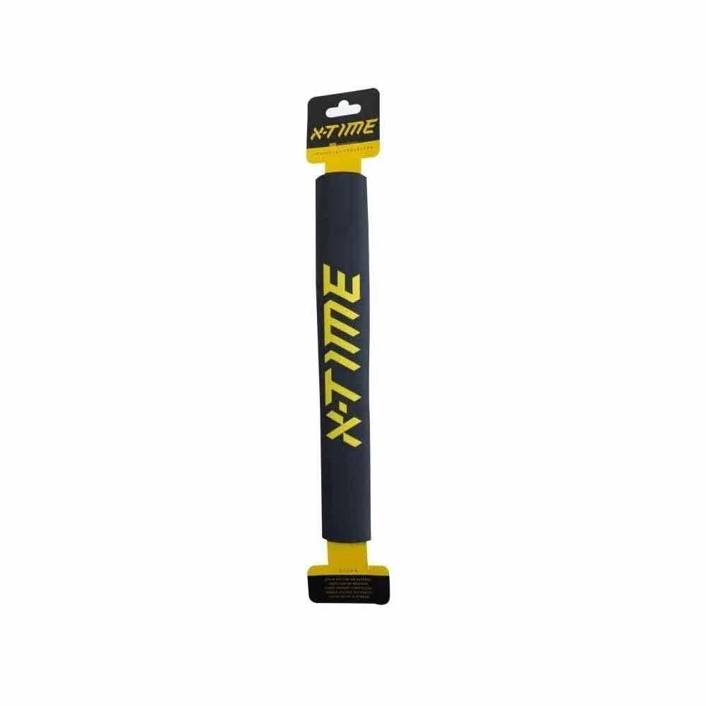 Protetor De Quadro Xtime Preto Com Amarelo