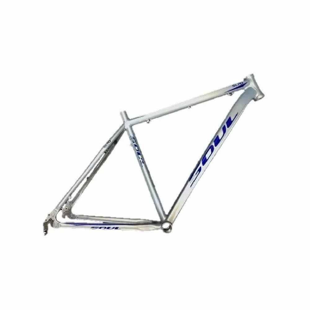 Quadro 29 Soul T/21  SL70 Cinza -Azul Alumínio 6061