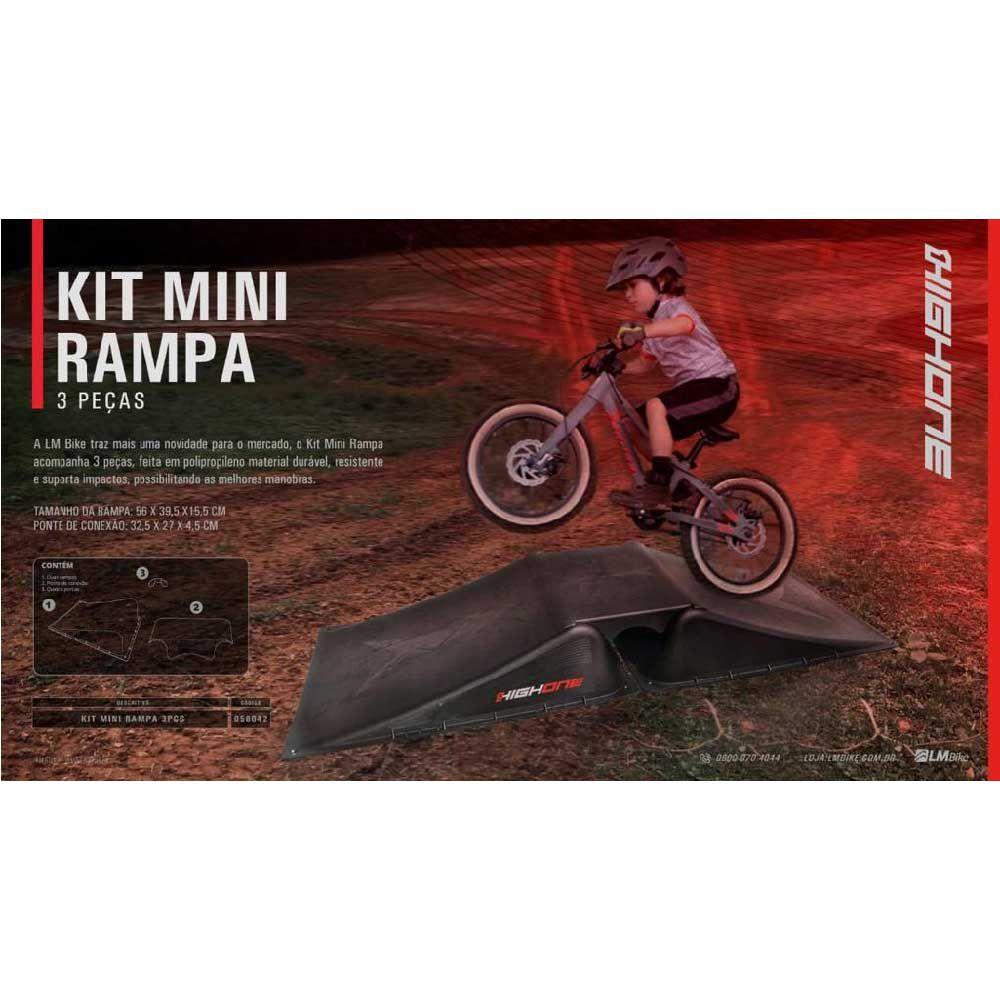 Rampa High One 3 Pcs Kit Grom Aro 16-20