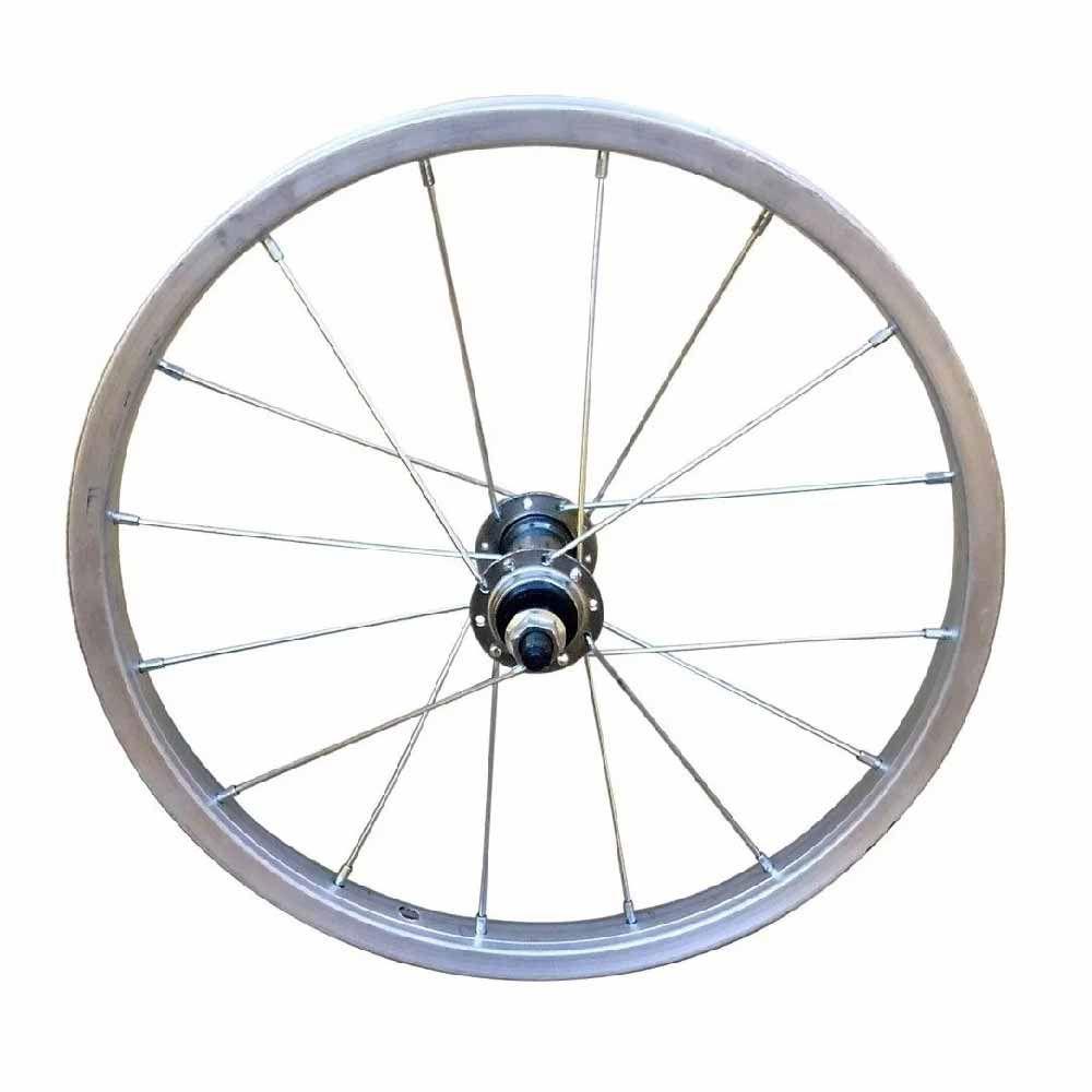 Roda Aro 16 Par Aluminio Raios Cinza