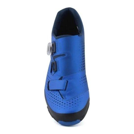 Sapatilha 40 br Shimano Dynalast Mtb SH-XC501 Azul