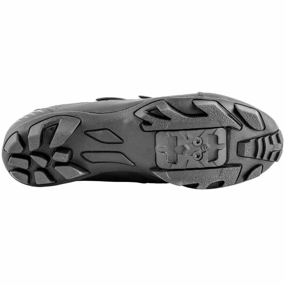 Sapatilha 43 Tsw MTB New Fit Preta/Branca 3 Velcros N°43