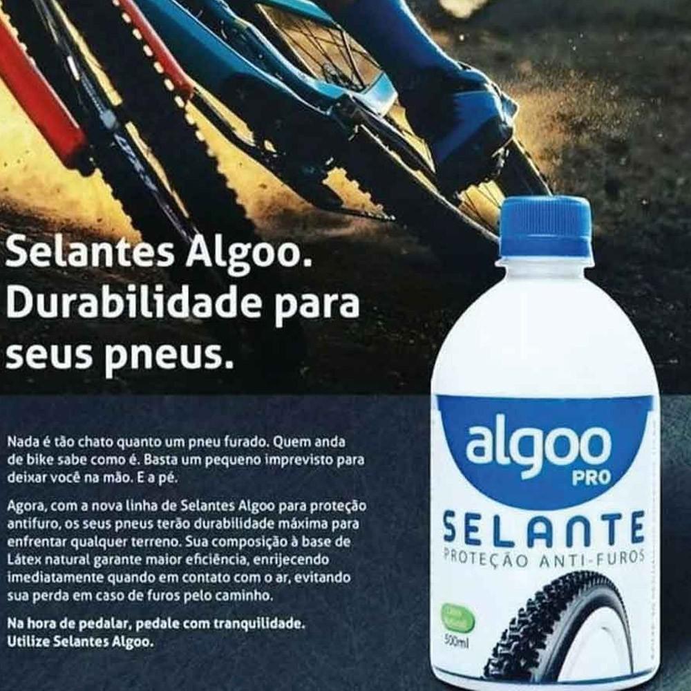 Selante Algoo Preoteçao Anti Furo 500ml