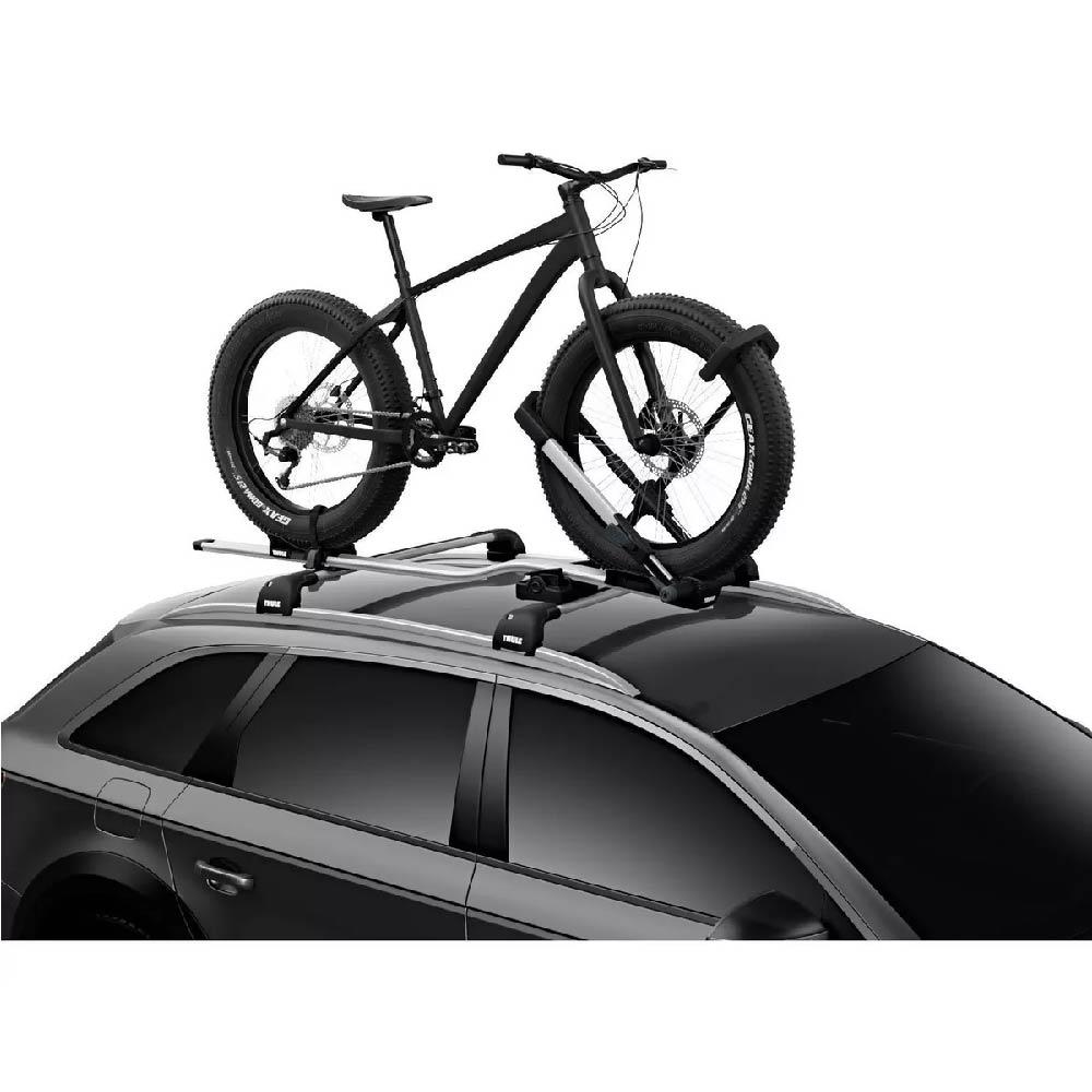 Suporte calha P/ 2 peças  Bicicleta Thule P/ Teto UpRide 599