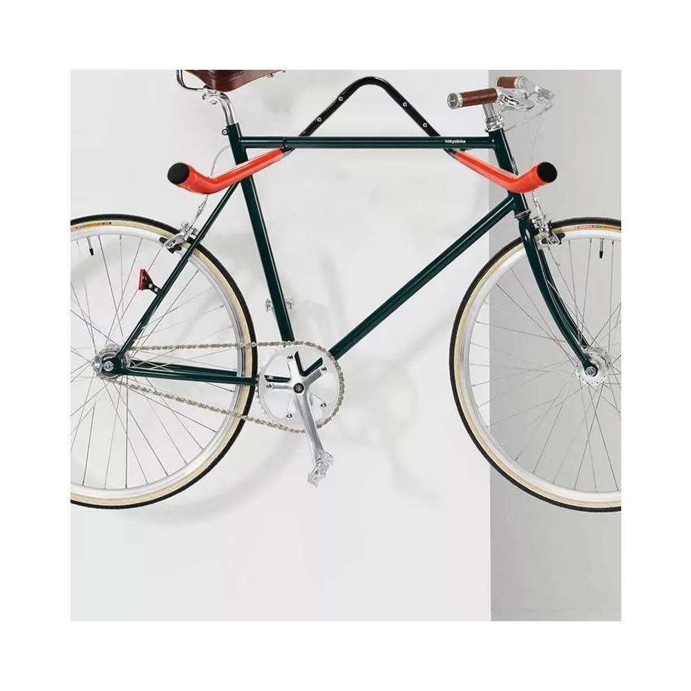 Suporte De Parede Para Duas Bikes Metal Line
