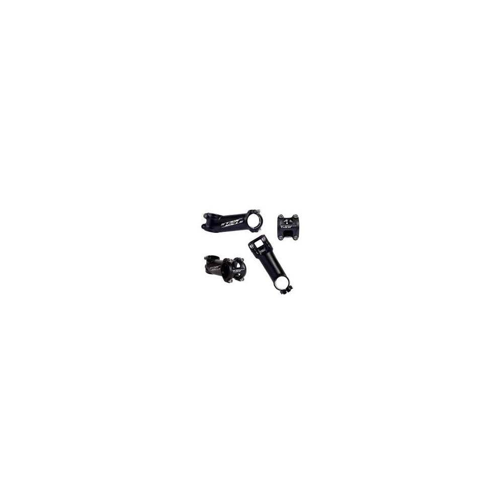 Suporte Mesa Tsw 70mm Guidão Ahead 17 Graus Preto Alumínio