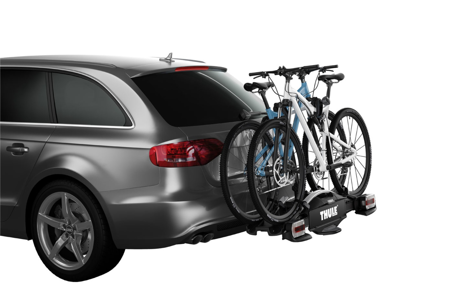 Suporte p/ 2 Bicicleta  THULE VeloCompact p/ Engate  (925)