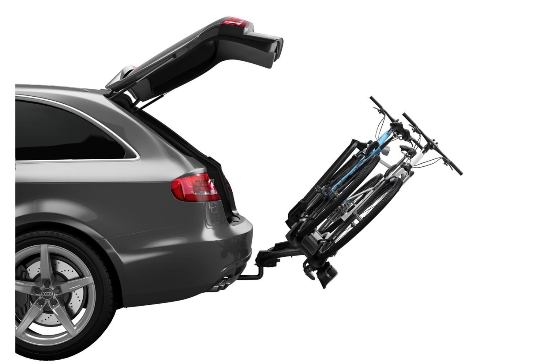 Suporte Para 2 Bicicleta  THULE VeloCompact p/ Engate  (925)