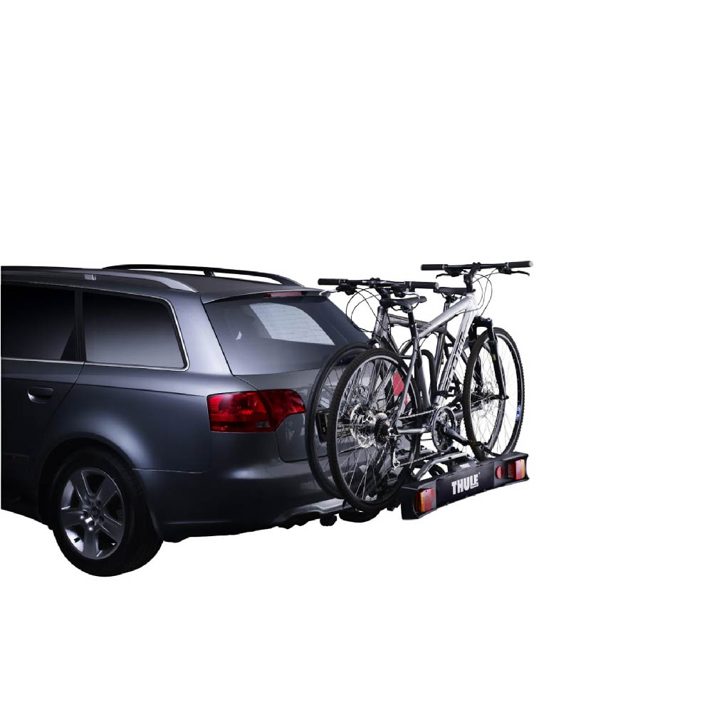 Suporte P/ 2 Bicicletas P/ Engate Thule RideOn 9502 Reclina