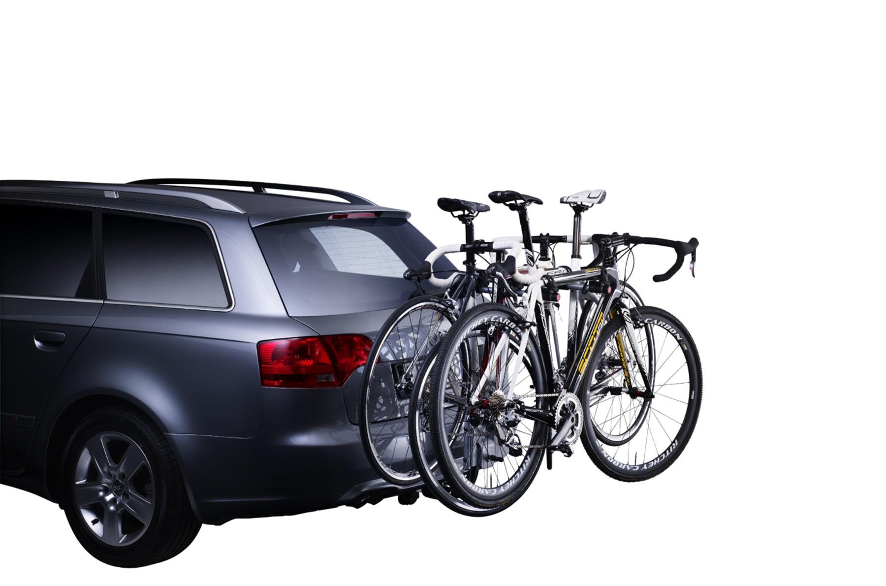 Suporte Para 3 Bicicletas engate  HangOn Para Engate 974