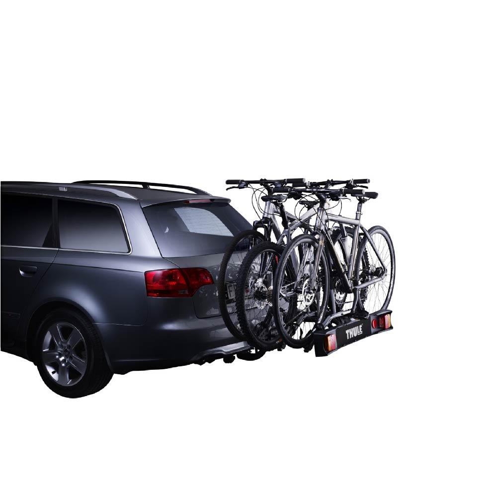 Suporte P/ 3 Bicicletas P/ Engate Thule RideOn 9503 Reclina
