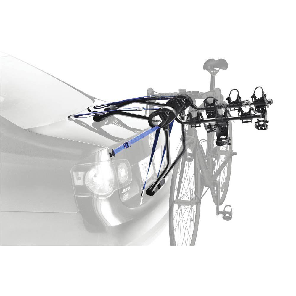Suporte P/ 3 Bicicletas P/ Tampa Thule Passage (911XT)