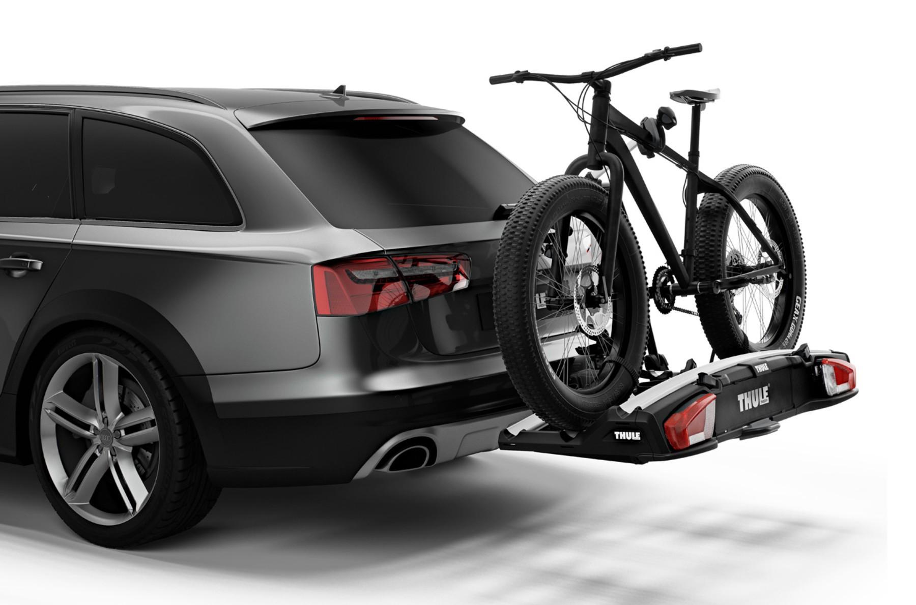 Suporte Thule VeloSpace XT 939 P/ 3 Bicicleta e bike elétrica