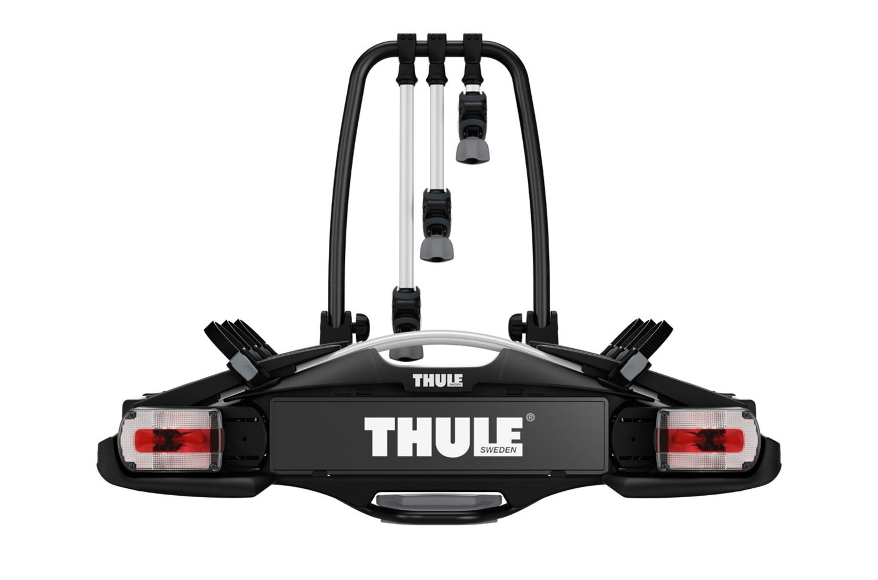Suporte transbike Thule velo compact  927 P/ 3 bike Engate