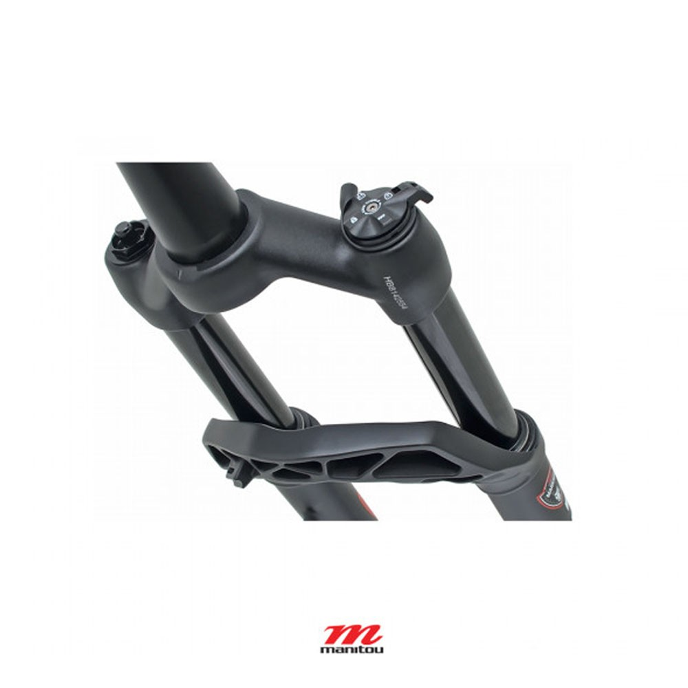 Suspensão Aro 29 Manitou Markhor Boost 100MM  Tapered